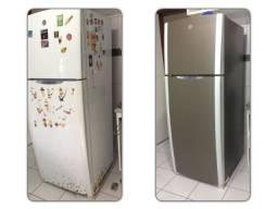 Envelopamento - Adesivagem de móveis e eletrodomésticos (Aceitamos cartão Crédito/Débito)