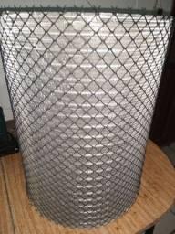 Serpentina de cobre ar condicionado 9 mil BTUs tipo barril