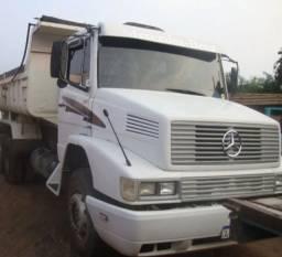 Caminhão M.benz/l Car/caminhão/basculante Ano 1995