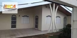 Casa com piscina e 3 quartos para locação no Conjunto Santo Antônio - Porto Velho/RO