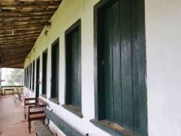 Belíssima fazenda, com casarão de 9/4 na região rural de Santo Amaro Bahia