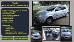 Ford Ka 1.0 Zetec Rocam