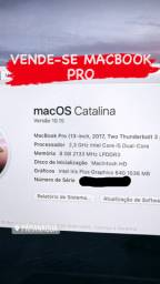 Vende-se macbook pro 13