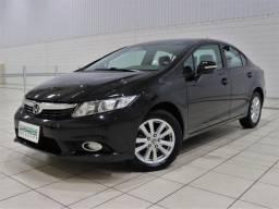 Leia o anúnci - Ent. 50% + 48x 980,00 - Honda Civic LXR 2.0 2014 - 91.000km
