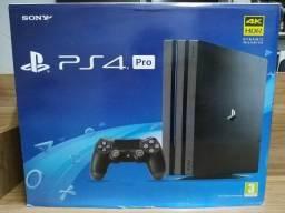 PS4 PRO 1TB - Novíssimo +jogos