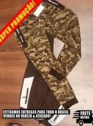 Calça Importada com bolso impermeável estilosa! Super Promoção!