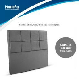 Cabeceira Modular direto da fábrica 100%MDF Consulte *