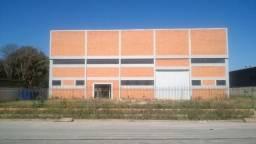 Aluguel - CIC - Barracão Novo 1.600m² - Pé direito 9m