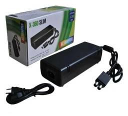 Fonte Xbox 360 slim 2 pinos