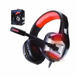 Headset X Soldado 7.1 Gh-X1800 Ps4, Pc, Celular