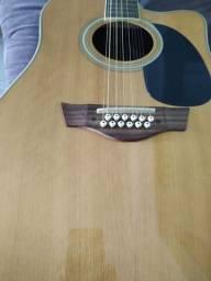 Violão 12 cordas Tagima twelve