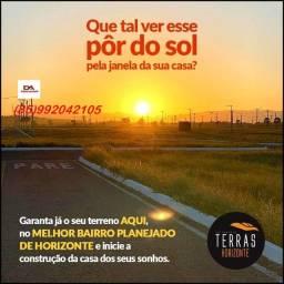 Ótimas localizações >> Terras Horizonte >