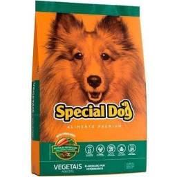 Ração Special Dog Vegetais Premium para Cães Adultos