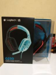FONE Headset Gamer Logitech G230