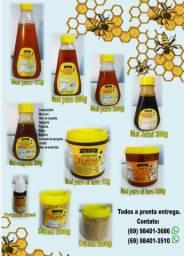 Mel de abelha diretamente do produtor