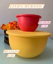 Promoção pronta entrega tupperware