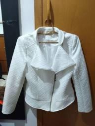 Jaqueta off white