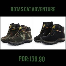 Botas CAT adventure