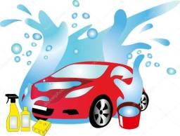 Vendo lava rápido com estacionamento