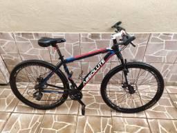 Bike Absolute Nero aro 29 - aceito cartão