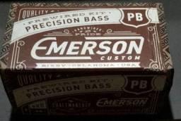 Kit Elétrica Emerson Precision Bass