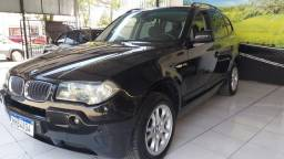 BMW X3 2.5 SI Family 4x4 ano 2005/6