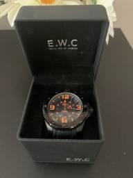 Relógio E.W.C Masculino EMT 11321-0 - Black