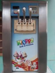 Máquina de sorvete de Casquinha
