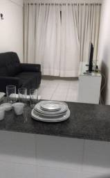 Quarto e sala mobiliado R$1.400,00!