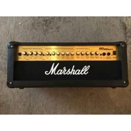 Cabeçote Marshall MG 100 HDFX 100 Watt