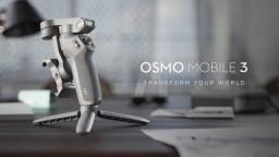Estabilizador para Smartphones DJI Osmo Mobile 3 Versão Combo