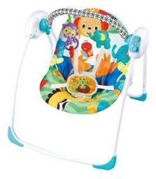 Cadeira De Descanso Balanço Automático Musical Swing Star