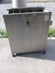 Fritadeira a gás modelo PRP-3000 BPG Progás