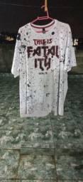 4 camisas por 90