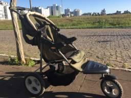 Carrinho de Bebê, Off Road, 3 rodas, Marca Infanti