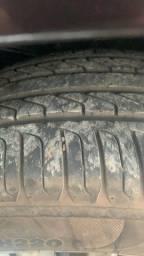 4 pneus aro 16 barato R$650,00