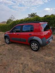 Fiat uno way mod. 2014 flex 4p único dono excelente estado