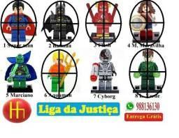 Bonecos Lego - entrega grátis