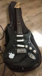 Guitarra troco por violão!
