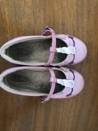 Sapato unicornio