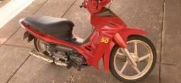 Vendo moto Dafra 50cc
