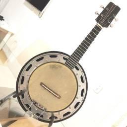 Banjo ao bandolim de ouro