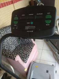 Vendo ésteira elétrica suporta até 120 k valor 1100 reais