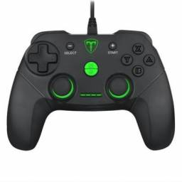 Controle T-Dagger Aries Switch Pc Ps3