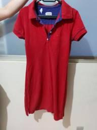 Vestido Vermelho Tagger