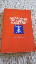 Livro de anatomia