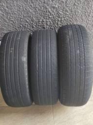 3 pneus por apenas 120,00 aro 17