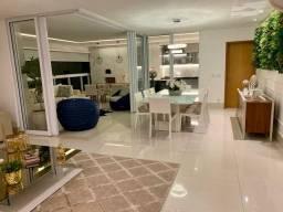 Apartamento 4 suítes, 4 vagas em frente ao Parque Flamboyant