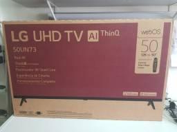 Smart TV Uhd 4K Led 50? LG