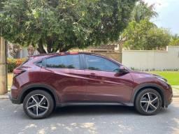 Honda modelo HR-V LX ? FLEX ? Ano Fabricação 2019 ? Modelo 2020 - HRV